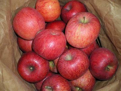 りんご、ふじ