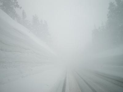 南魚沼でも大雪!
