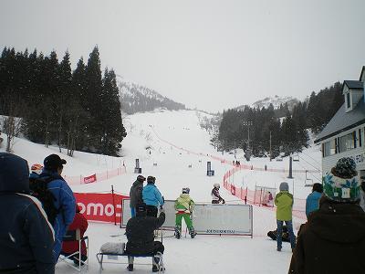 上越国際スキー場 大沢ゲレンデ
