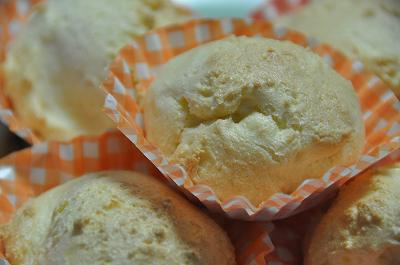 米粉のたまごパン