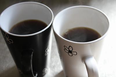 朝コーヒー