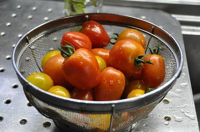 朝もぎトマト