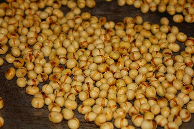 節分の炒り豆