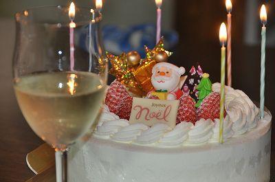 栄泉堂の生クリームたっぷりなケーキ